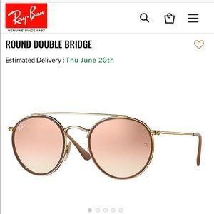 Ray-ban Round Double Bridge